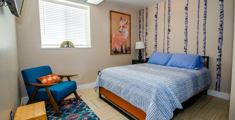 Crawford bedroom