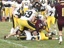 Cuba City defense