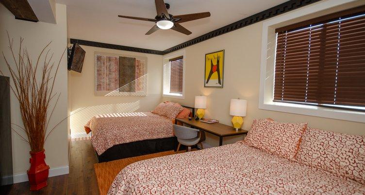 Davenport bedroom