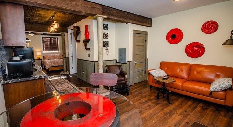Davenport living room