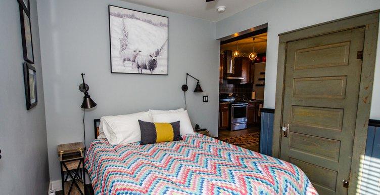 Freeman bedroom