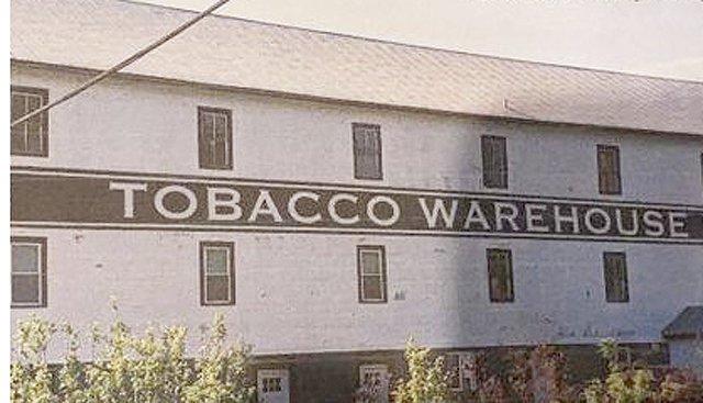 Tobacco Warehouse historic