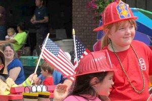 Bosco Fourth of July