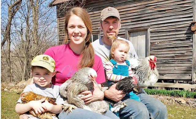Readstown Chicken Hatchery business
