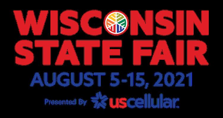 2021 wis state fair logo