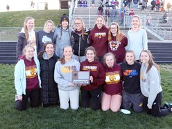 Fennimore girls track team