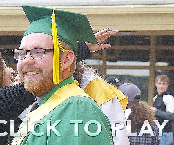 CHS 2021 Valedictorian Andrew butler