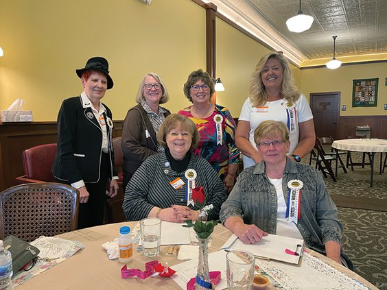 woman's club convention