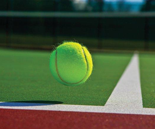 tennis stock