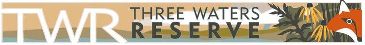three waters reserve logo