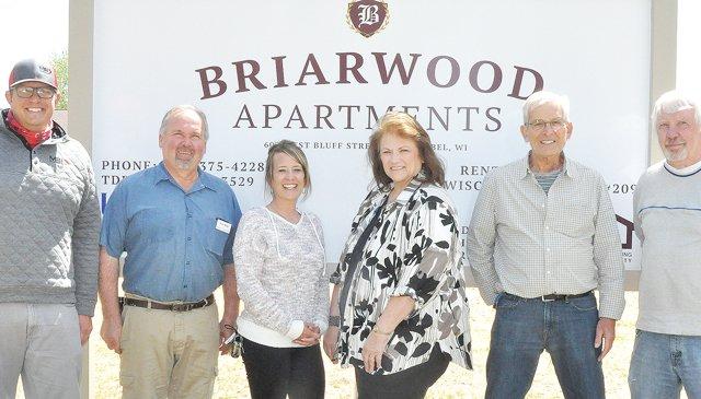 BHA renovates Birchwood Apartments