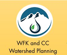 WFK and CC Watershed Planning logo