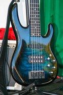 electric guitar rock n roll