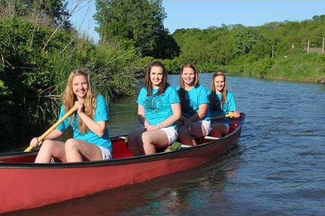princess canoe