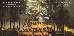 10th ann Stump Dodger Bash