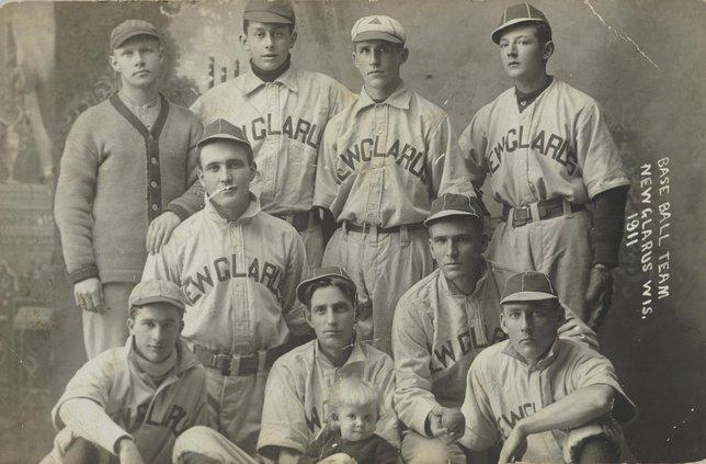 New Glarus Baseball 1911