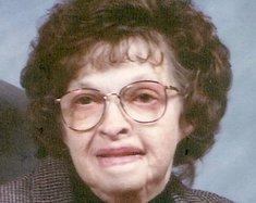 Glenda Lenzendorf, 1933-2021