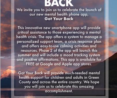 Got your back invite