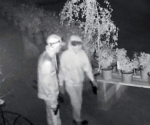 Burglary 1