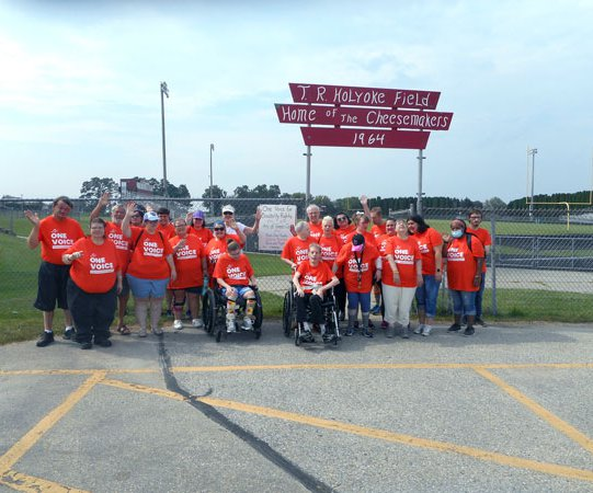 Arc of Green County's 'One Voice For Disability Rights'