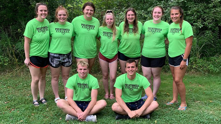 UWP School of Education partners with Camp Pecatonica