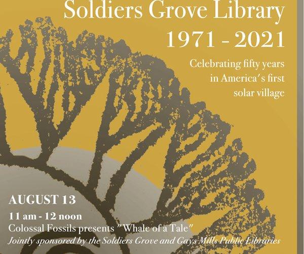 SGPL 50th anniversary poster