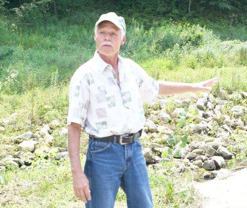 Gary Flock discusses crossing repairs