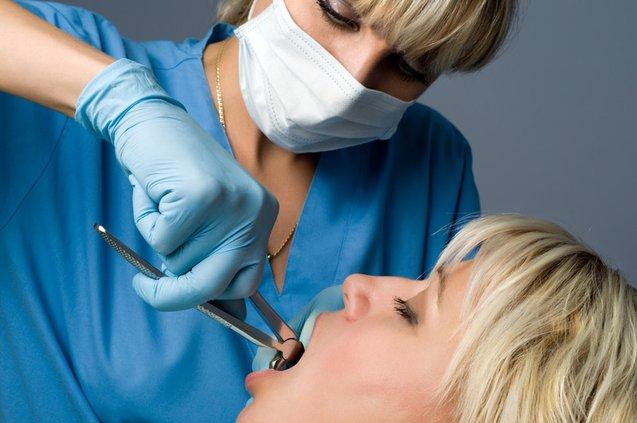 dentist stock