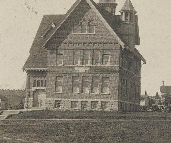 New Glarus School history