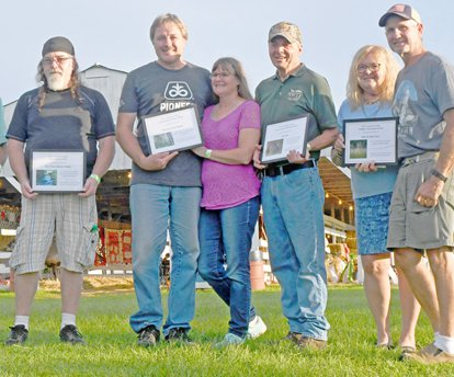 2021 Crawford County Conservation Award winners