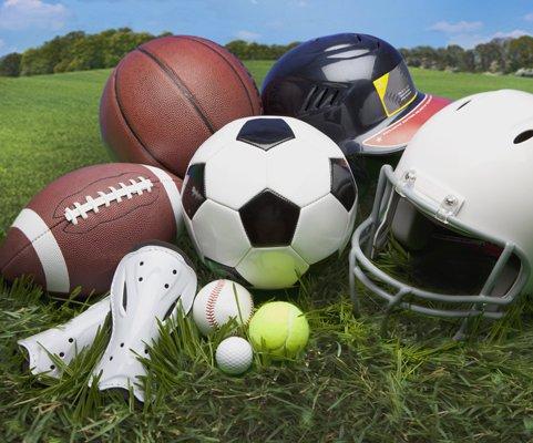 sports gear stock