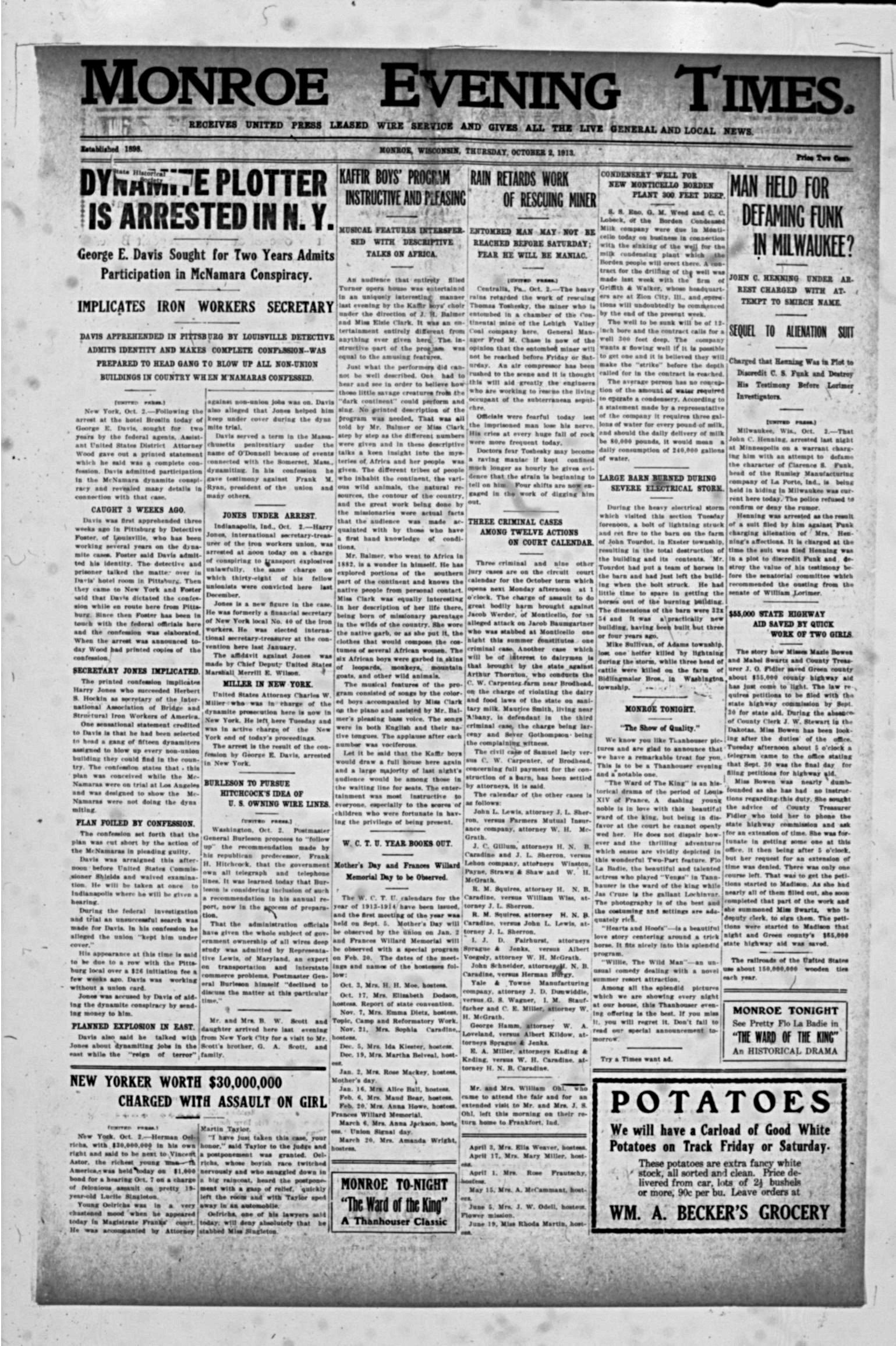 1913 October-1913.jpg